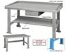 INDUSTRIAL WORK BENCHES - OPTIONAL ACCESSORIES