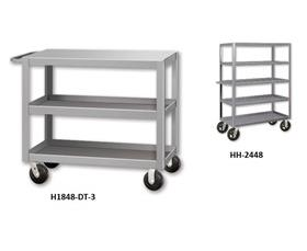 HDT SERIES HEAVY DUTY SHOP TRUCKS