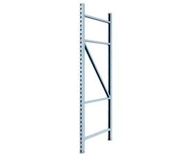 STORAGE RACK COMPONENTS - UPRIGHT FRAMES